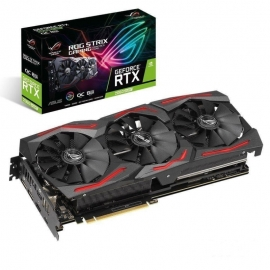 ASUS NVidia RTX 2060 SUPER GAMING OC ROG STRIX